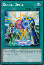 Double Spell Common  Yugioh Card YGLD-ENB23
