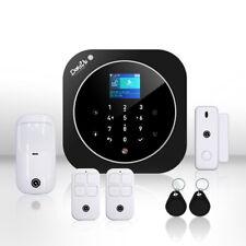 Allarme casa Dadvu DV-2AT Wireless, WIFI 2.4Ghz, GSM, App DadVu (Smart Life)