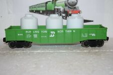 O Scale Trains Lionel Burlington Northern Gondola 9141