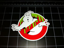 Ghostbusters green slime movie logo vinyl decal sticker Slimer Ghosts Ecto 1