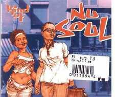 KIN OF NU SOUL CD SEALED SIGILLATO