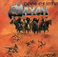 Dogs of War by Saxon (CD, Mar-2013, Edsel (UK))