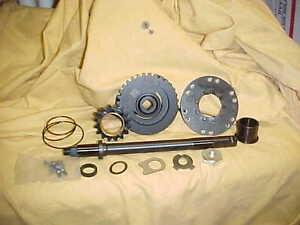 Harley,Sportster,57-70, XLCH kick start hardware &  gear kit, 54-56 K model