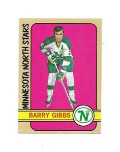 1972-73 Topps:#169 Barry Gibbs,North Stars