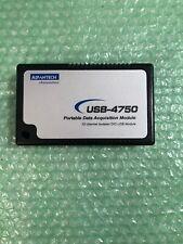 Advantech USB-4750 Portable Data Acquisition Module 32 Channel