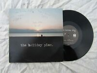 "THE HOLIDAY PLAN 10"" SELF TITLED fallout 101s833 ..fully signed.....33rpm / rock"
