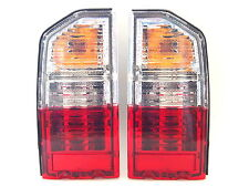 SUZUKI Vitara 1988-1994 rear tail Left Right signal stop lights pair Crystal