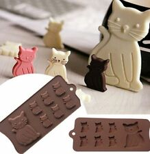 NEW  CAT  THEME SILICONE MOULD (1)
