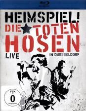 Heimspiel-Die Toten Hosen Live In Düsseldorf -Blue Ray *Neuwertig*
