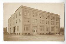 1910 Baskerville Rowe Co. Bldg., Watertown, South Dakota RPPC
