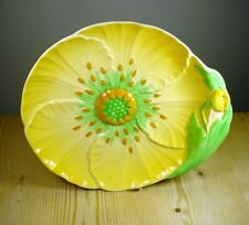 Carlton Ware Yellow Buttercup Plate