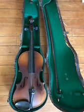 Vintage Anton Schroetter Mittenwald / Bayern German Violin for Parts Repair