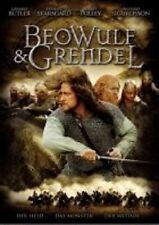BEOWULF & GRENDEL DVD GERHARD BUTLER SPIELFILM NEU