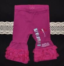 NWT Naartjie Kids 2x2 Frilly Pant w/ Netting (3-6 Month) Raisin