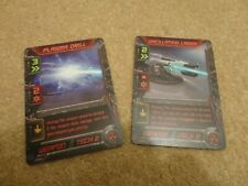 Critical Mass Board Game. 2 new promo weapon cards (2019 Dice Tower)