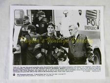 1990 Press Photo John Mahoney Tom Breznahan H.E.L.P