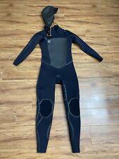 O'Neill Wetsuits Women's 5/4mm D-Lux Mod Fluid Seam Weld Full Suit Size 10 4767
