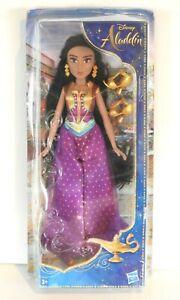 Disney Princess Aladdin Jasmine Princess Doll by Hasbro age 3+ New Boxed