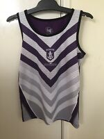 Fremantle Dockers Official AFL Jersey Guernsey Youth Size 12 Football Aussie
