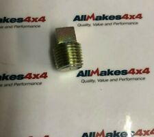 Allmakes Land Rover Series 2a & 3 Wading or Drain Plug  3290