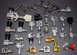 Cox .049 Tee Dee Babe Bee Model Airplane Engine Crankcase Parts Lot 049