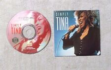 "CD AUDIO / TINA TURNER - SIMPLY TINA ""50 YEARS OF GOLDEN GREATS"" CD SLAM 0019 UK"