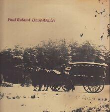 """Paul Roland – Danse Macabre (Vinyl) +v 7"""" Live EP"""