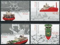 AAT Australian Antarctic Ter Ships Stamps 2020 MNH RSV Nuyina Icebreakers 4v Set