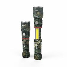 Nebo Slyde King 6754 Camo Flashlight 500 Lumens COB LED Work Light Rechargeable