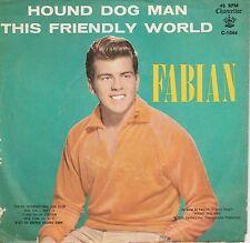 """Single 7"""" Pop Vinyl-Schallplatten (1950er) mit 45 U/min"""