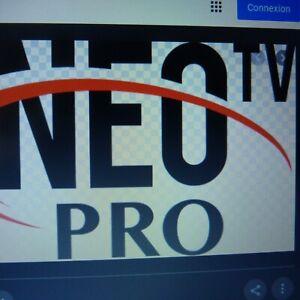 NEO TV PRO –  1 an protecteur d'écran