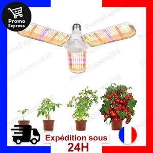 Lampe de Croissance pour Plantes E27 150W Lampe pour Plante 414 LEDs Horticole