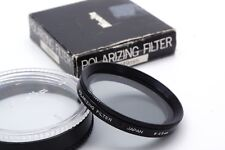 Minolta Polarisations Filter Circular Polarizer 55 mm Pol Filter OVP Boxed