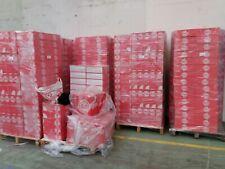 Lot 5 Emballages Pour Expédition 3 Bouteilles, Carton/Polystyrène = (Thermique)