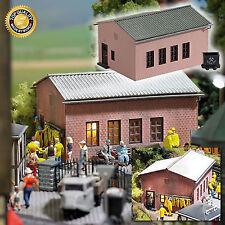 Busch H0 1477 Lampenhaus für Bergleute, Bausatz