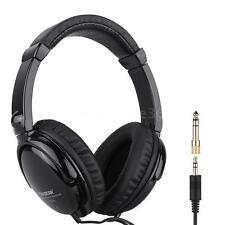 Takstar Monitor Headphones Audio Mixing Studio Recording & DJ For Guitar O3JZ