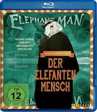 THE ELEPHANT MAN [Blu-ray] (1980) David Lynch, John Hurt Movie German Import
