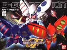 G Generation Qubeley Triple Collection Gunpla From Japan