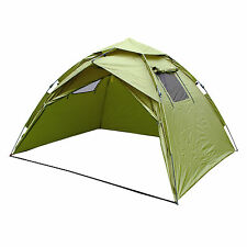 Ruck-Zuck Schirmzelt 2,5x2m - Blitzschneller Aufbau - Angelzelt Karpfenzelt Zelt