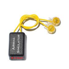 Airbag pretensores simulador peugeot 207 3008 306 307