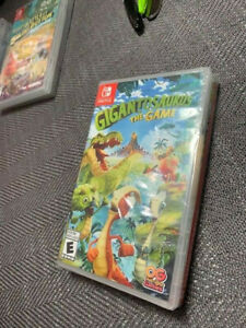 Gigantosaurus The Game -- Standard Edition (Nintendo Switch, 2020)
