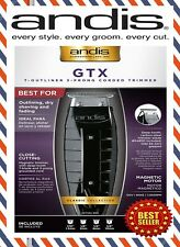 NEW Andis GTX T-Outliner T-Blade Trimmer 04775