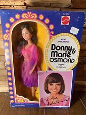 Marie Osmond Doll Vintage 1976 Mattel