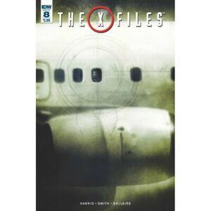 X-FILES (2016) -8--IDW PUBLISHING--