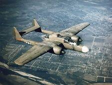 NORTHROP P-61 Black Widow, Nachtjäger.
