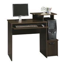Sauder Beginnings Transitional Cinnamon Cherry Computer Desk