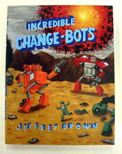 Jeffrey Brown Set #1! Incredible Change-Bots Vol. 1-2, I am Going to be Small