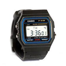 New Casio F91-W Digital Alarm Chrono Men' s Classic Watch F91_W
