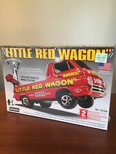 "Lindberg 1/25 Scale Model Kit ""Little Red Wagon"" Factory Sealed"