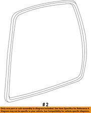 FORD OEM Lift Gate-Weatherstrip Seal 6L1Z78404A06A